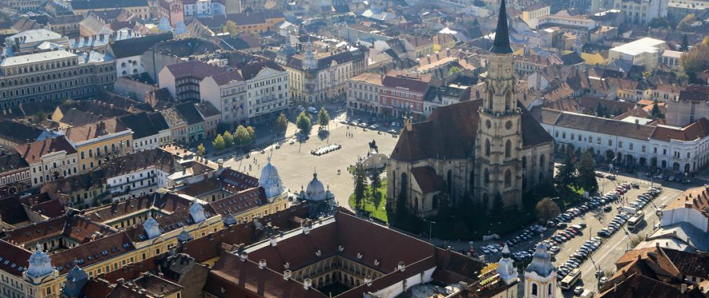 Clujul devine din ce în ce mai interesant