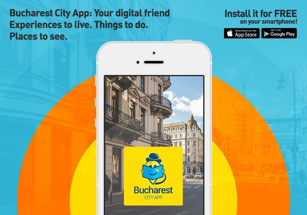 Bucharest City App nu trebuie să vă lipsească din telefoane