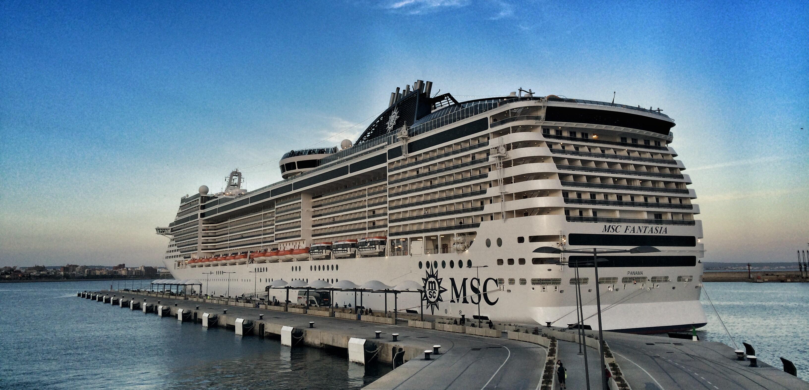 Experiența MSC Fantasia, vasul cu peste 4000 de locuri
