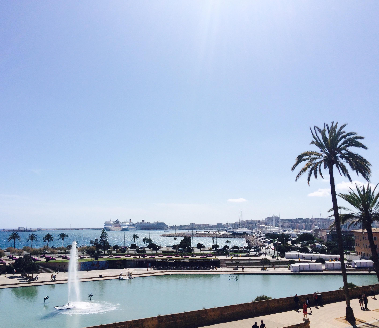 Câteva ore în Mallorca
