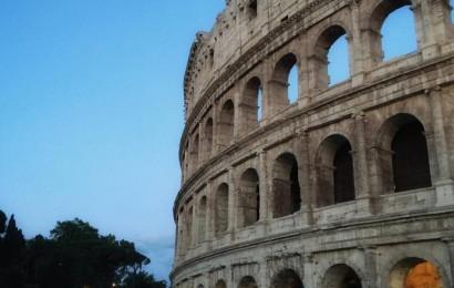 Câteva ore în Roma