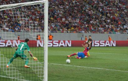 Fotbal la firul ierbii, încântarea Manchester City