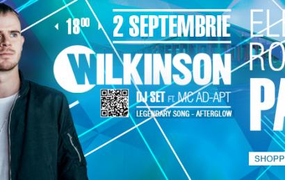 În septembrie îl avem pe Wilkinson în România