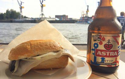 Lecţie de food&beverage în Hamburg