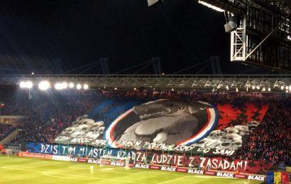 Aşa arată un derby. Wisla-KS Cracovia