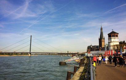 Dusseldorf, un adevărat oraş german