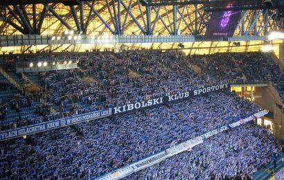 Clasicul Poloniei din perspectiva albastră. Lech Poznan-Legia Warszawa