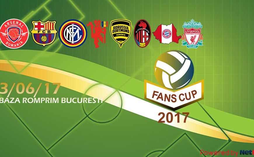 Se întâmplă Fans Cup. Un nou turneu dedicat suporterilor