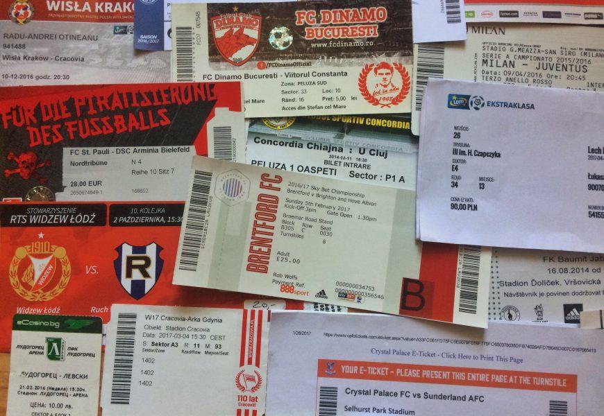 Cum să faci rost de bilete la orice meci de fotbal