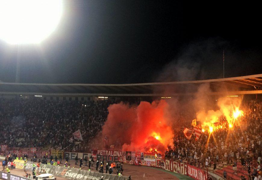 Derby în Belgrad. Crvena Zvezda-Partizan