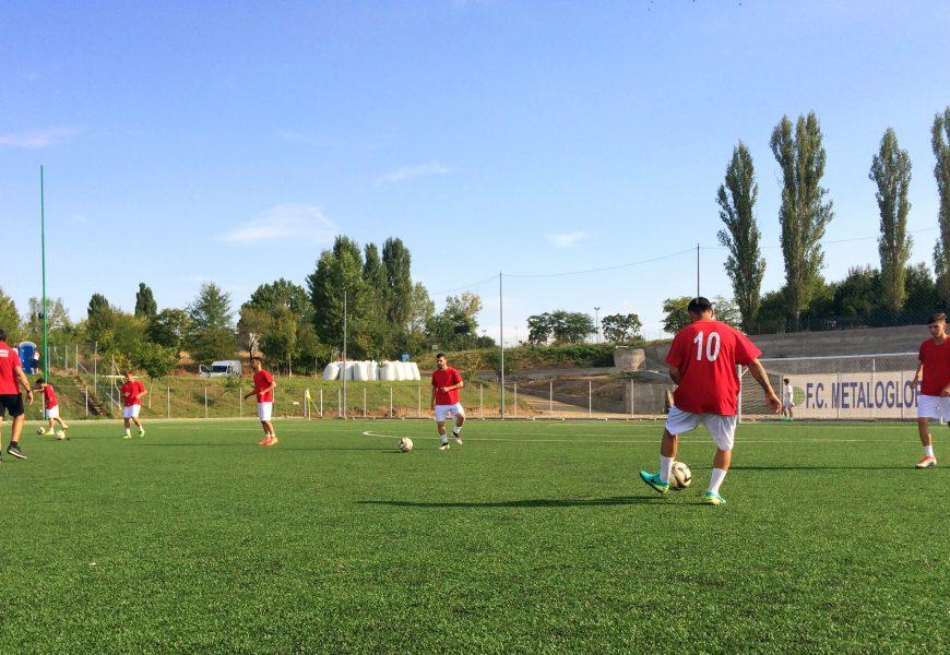 Liga a 4-a București – Etapa 2