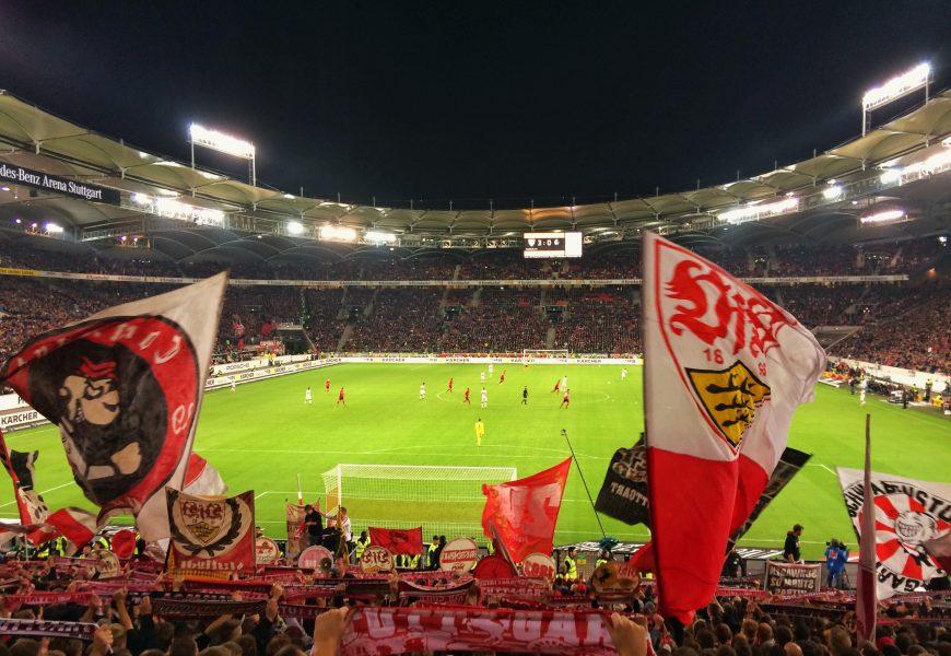 Incursiune în superba Cannstatter Kurve. VfB Stuttgart-Freiburg