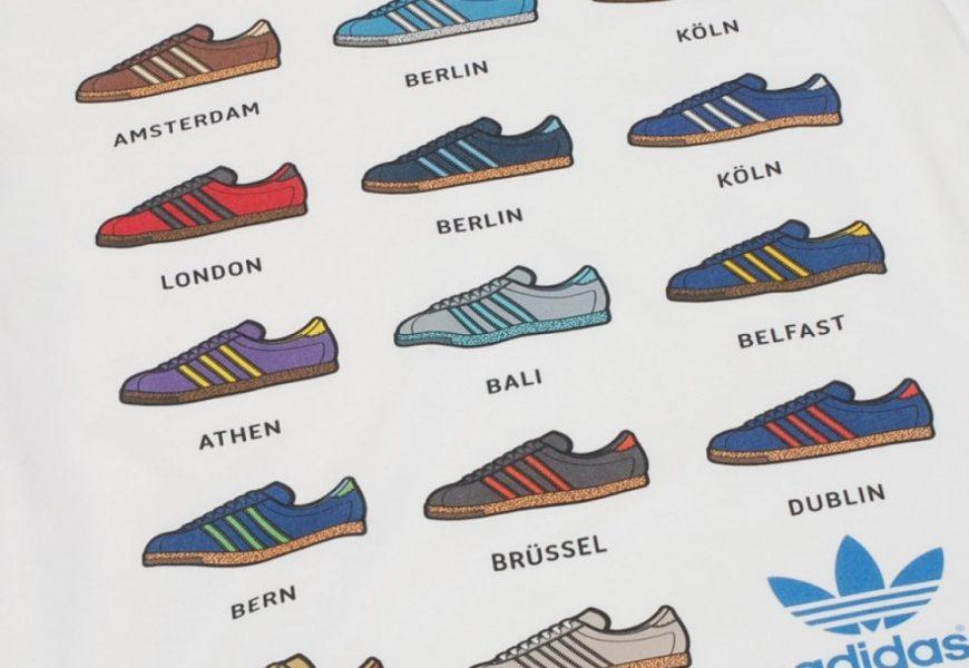 Adidașii pe care trebuie să îi ai. adidas Originals City Series
