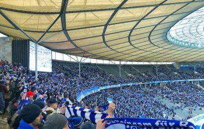 Hertha Berlin, echipa perfectă pentru un turist