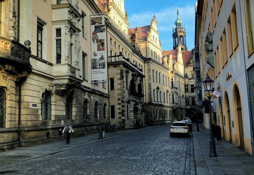 Vechi versus nou. Câteva ore în Dresda
