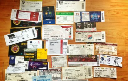 19 meciuri ale sezonului 2017/2018