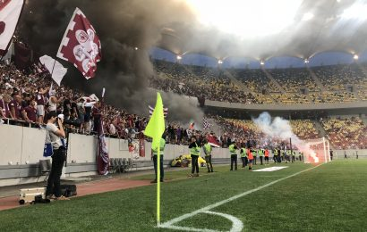 Așa meciuri să tot vezi! Academia Rapid-CSA Steaua