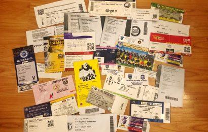 22 de meciuri ale sezonului 2018/2019