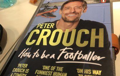 Între 2 generații cu Peter Crouch