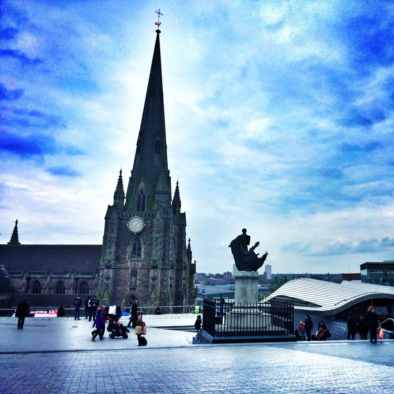 Cum să vizitezi Birmingham