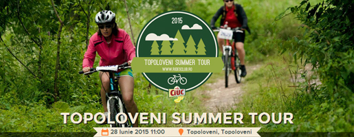 Iunie se termină cu Topoloveni Summer Tour