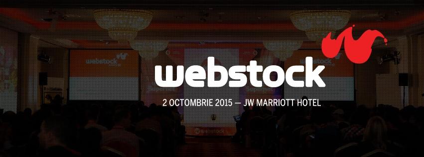 Ultimele lucruri despre Webstock 2015