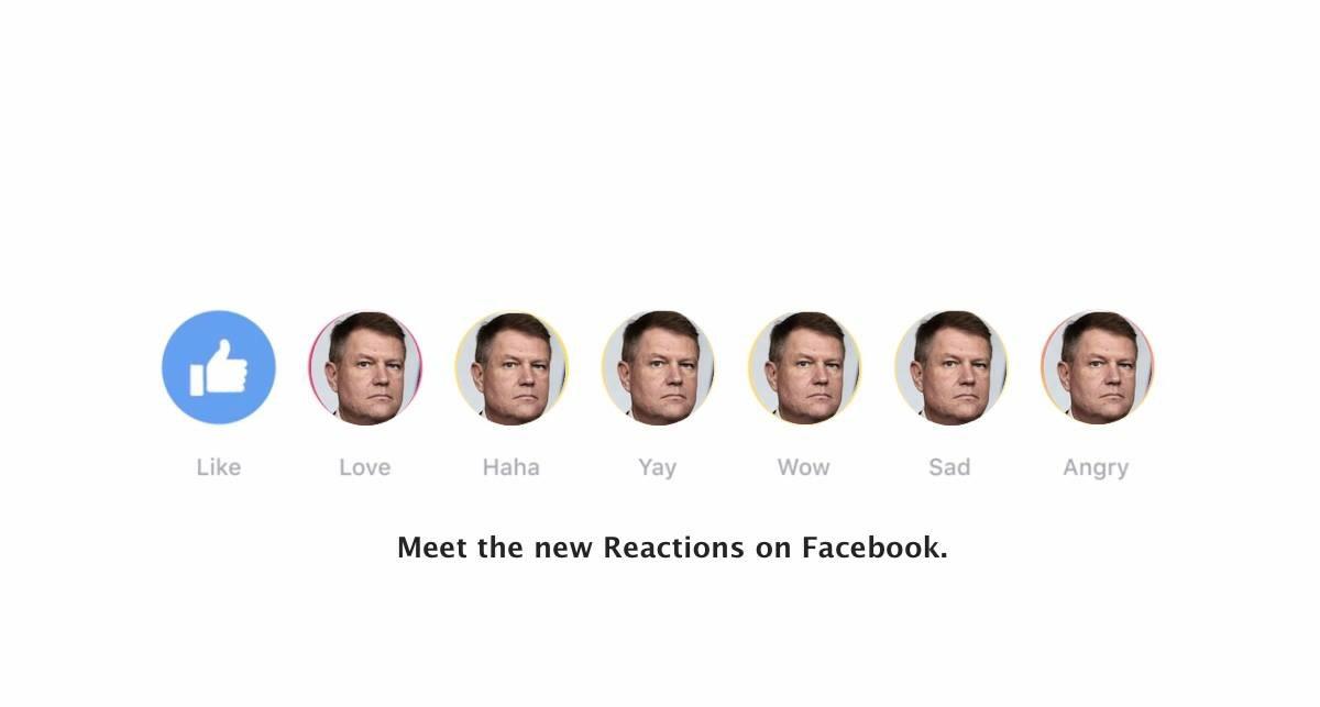 Best reactions la facebook reactions