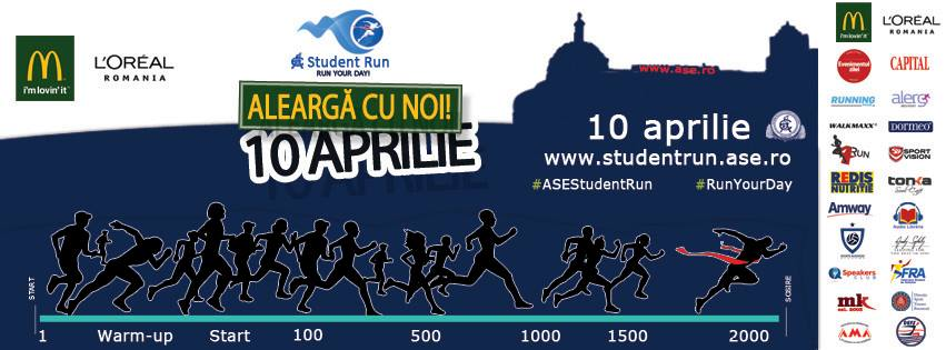 Aleargă la ASE Student Run