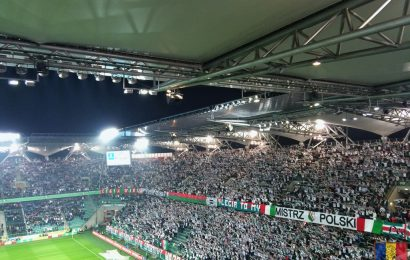 Legia Varşovia, un club model pentru fotbalul european
