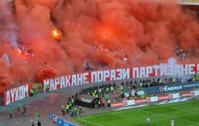 Steaua Roșie-Partizan. Un super meci foarte ușor de văzut