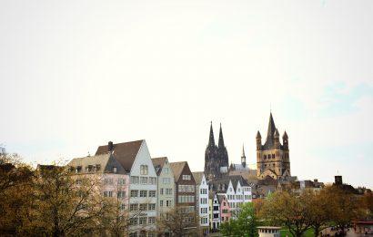 Köln, cel mai mare oraș al land-ului Renania de Nord-Westfalia