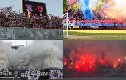 Weekend-ul derby-urilor în România. Ce reprezintă Academia Rapid-CSA Steaua și Poli-UTA